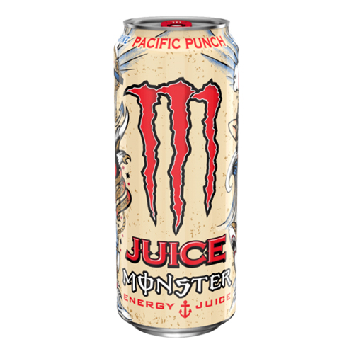 Monster Energy Pacific Punch - 24-pack