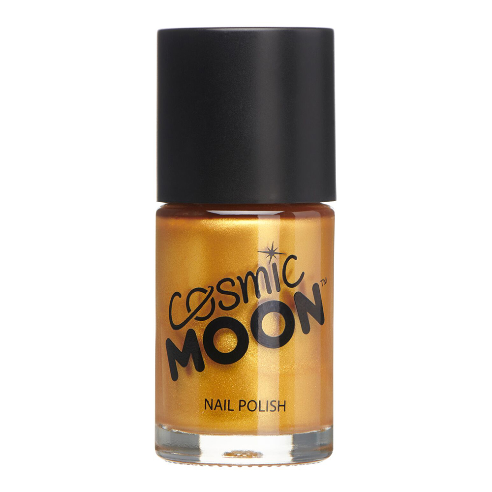 Moon Creations Metallic Nagellack - Guld