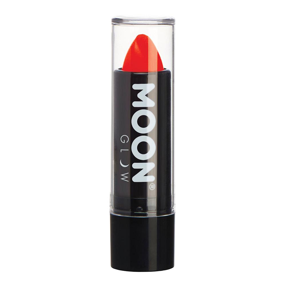 Moon Creations UV Neon Läppstift - Röd