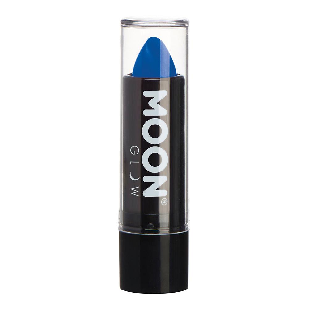 Moon Creations UV Neon Läppstift - Blå
