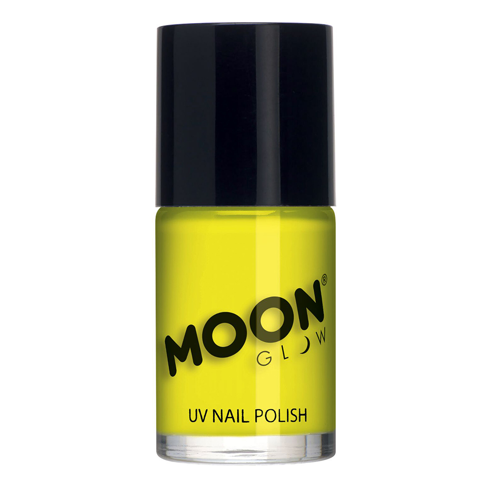 Moon Creations UV Neon Nagellack - Gul
