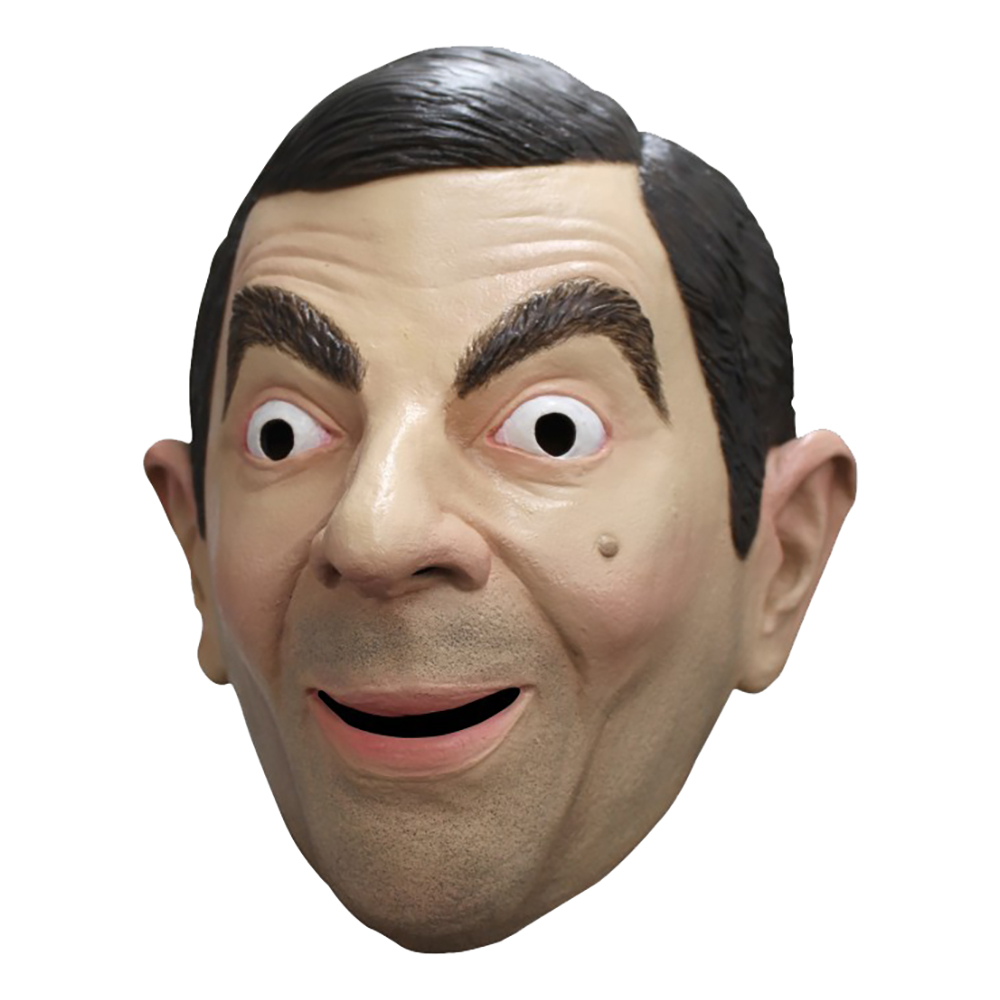 Mr Bean Latexmask - One size