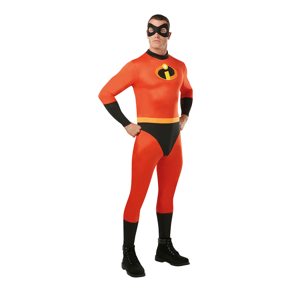 Mr Incredible Maskeraddräkt - Standard