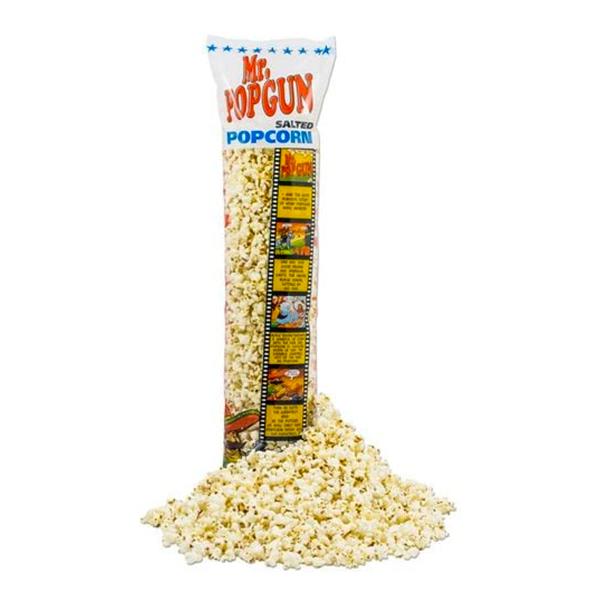 Mr Pop Gun Popcorn Long Bag - 200 gram