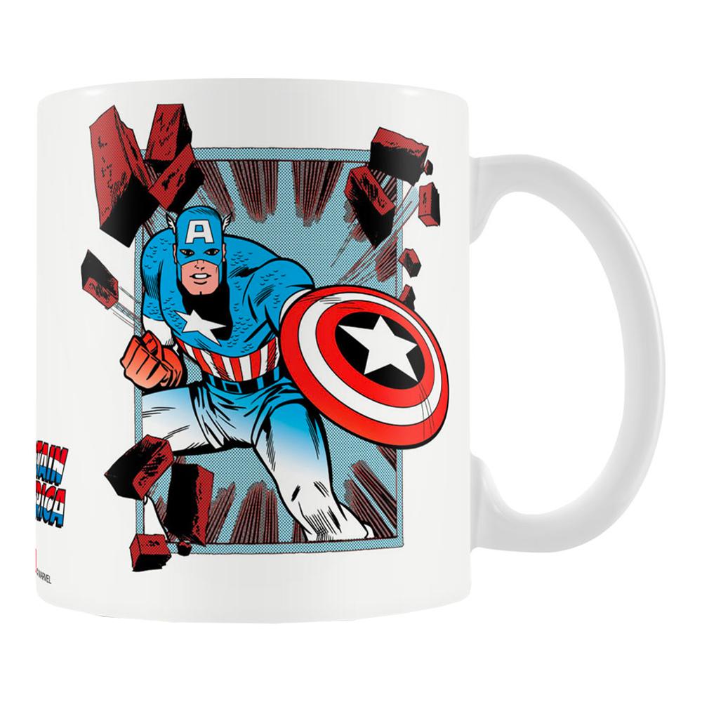 Mugg Captain America