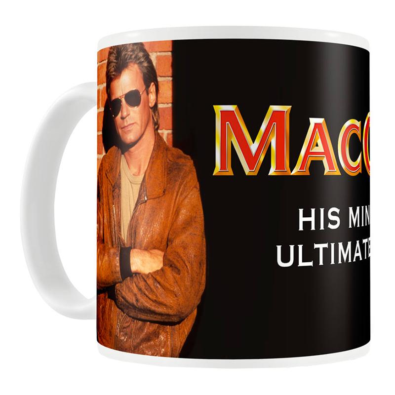 Mugg MacGyver