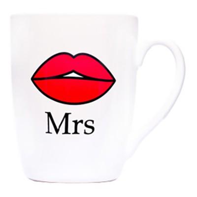 Mugg Mr & Mrs - Mrs