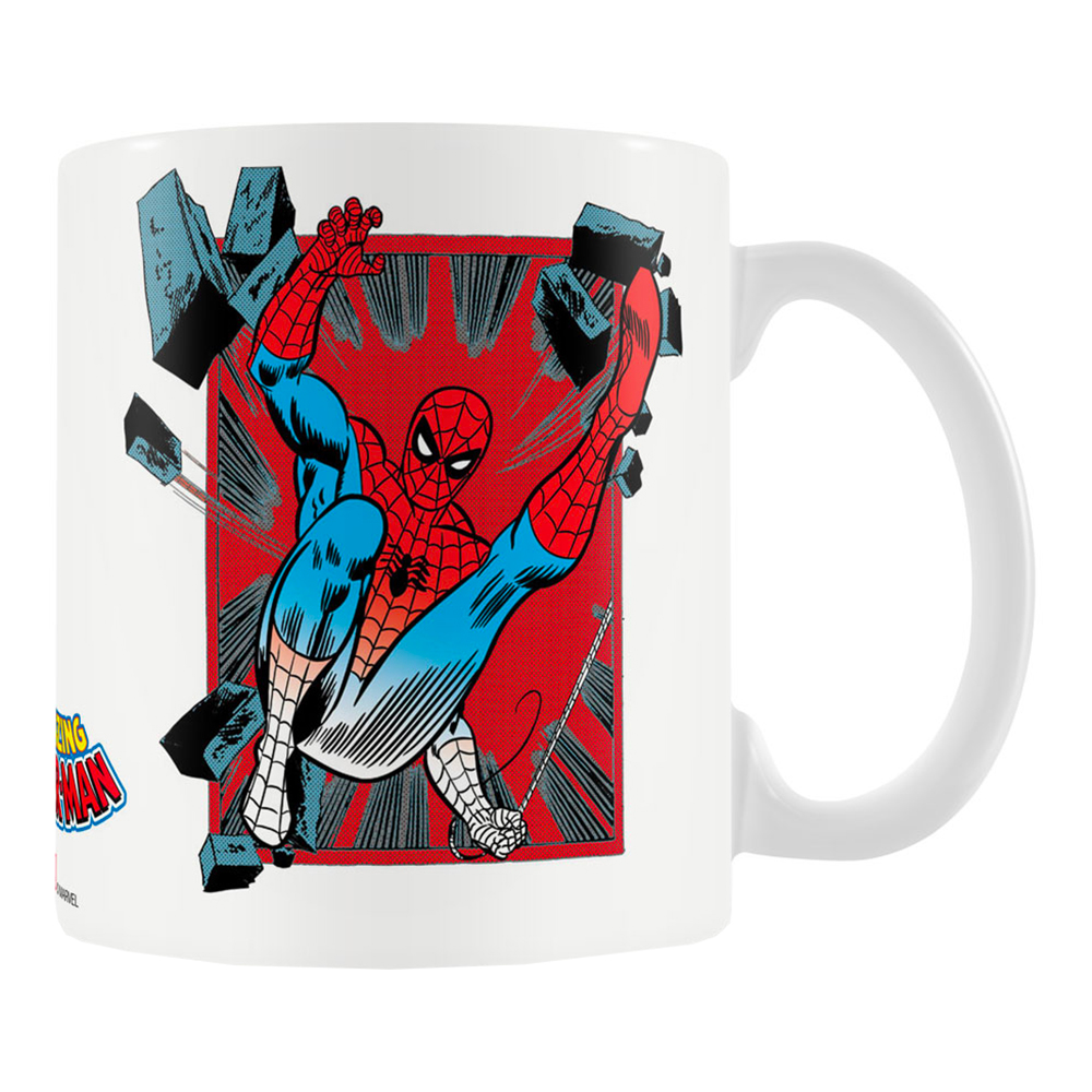 Mugg Spider-Man