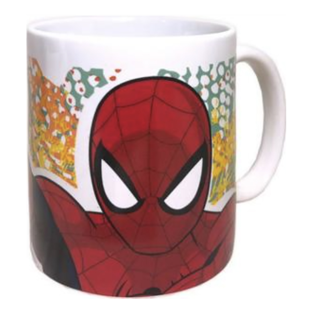 Mugg Spiderman