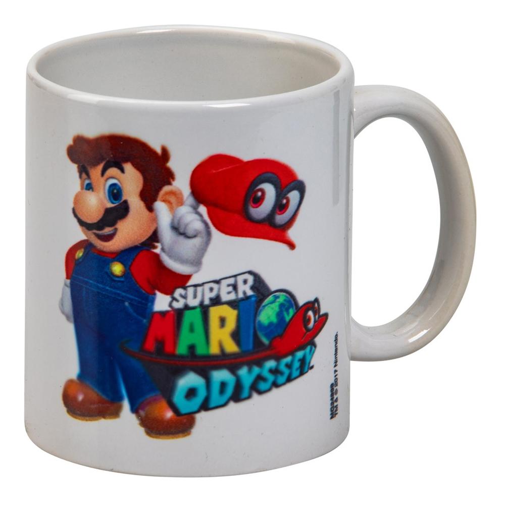 Mugg Super Mario Oddysay