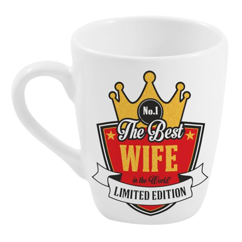 Mugg The Best Wife In The World