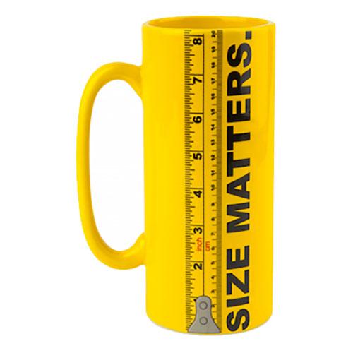 Mugg Size Matters