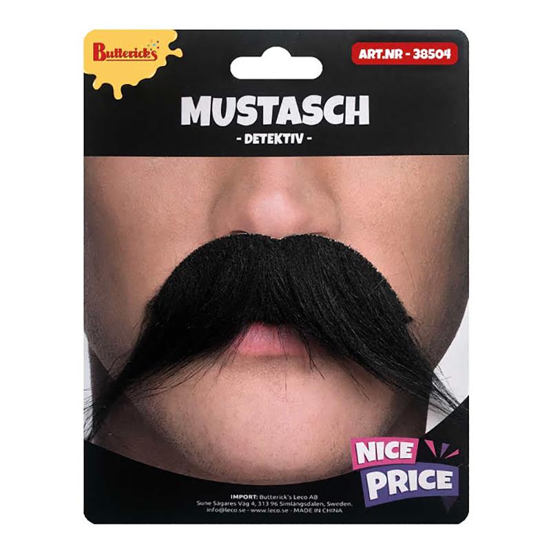 Mustasch Detektiv