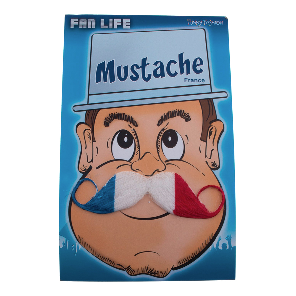 Mustasch Frankrike