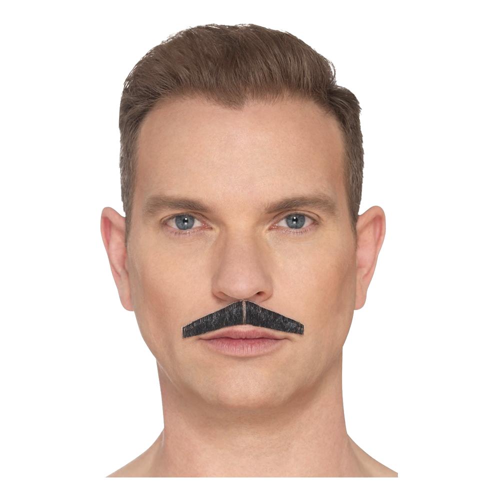 Mustasch Smal - Svart