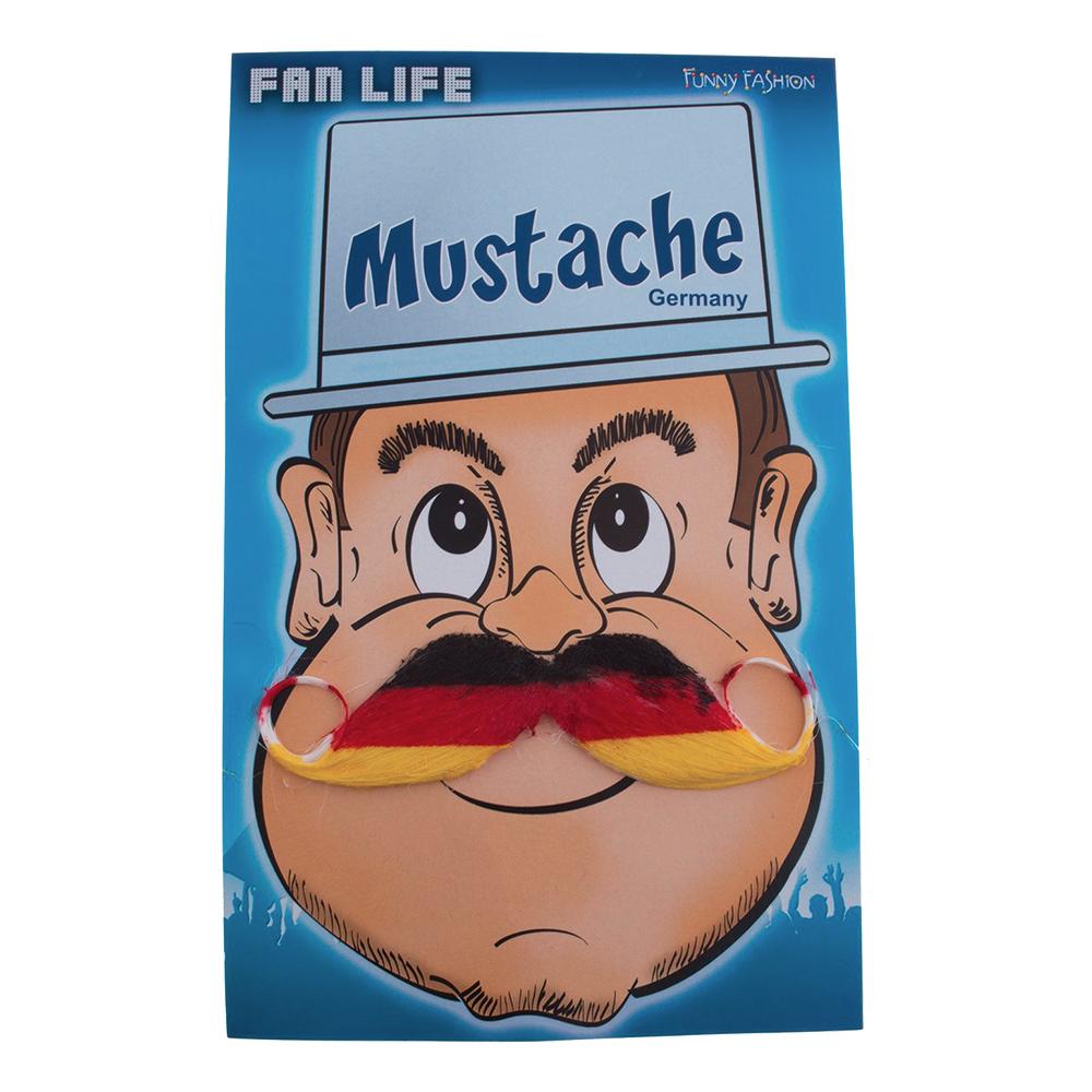 Mustasch Tyskland
