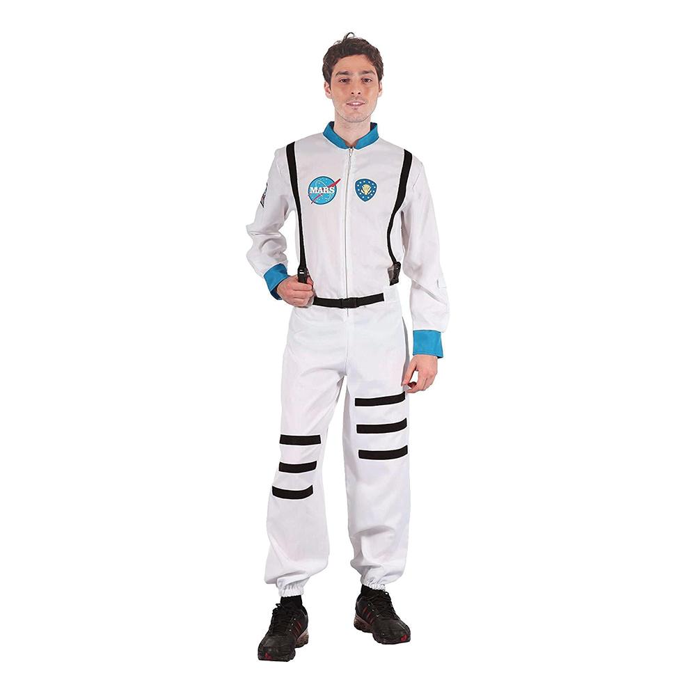 MARS Astronaut Maskeraddräkt - One size