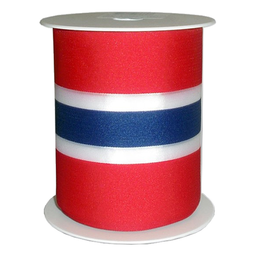 Nationalband Norge - 100 mm x 10 m