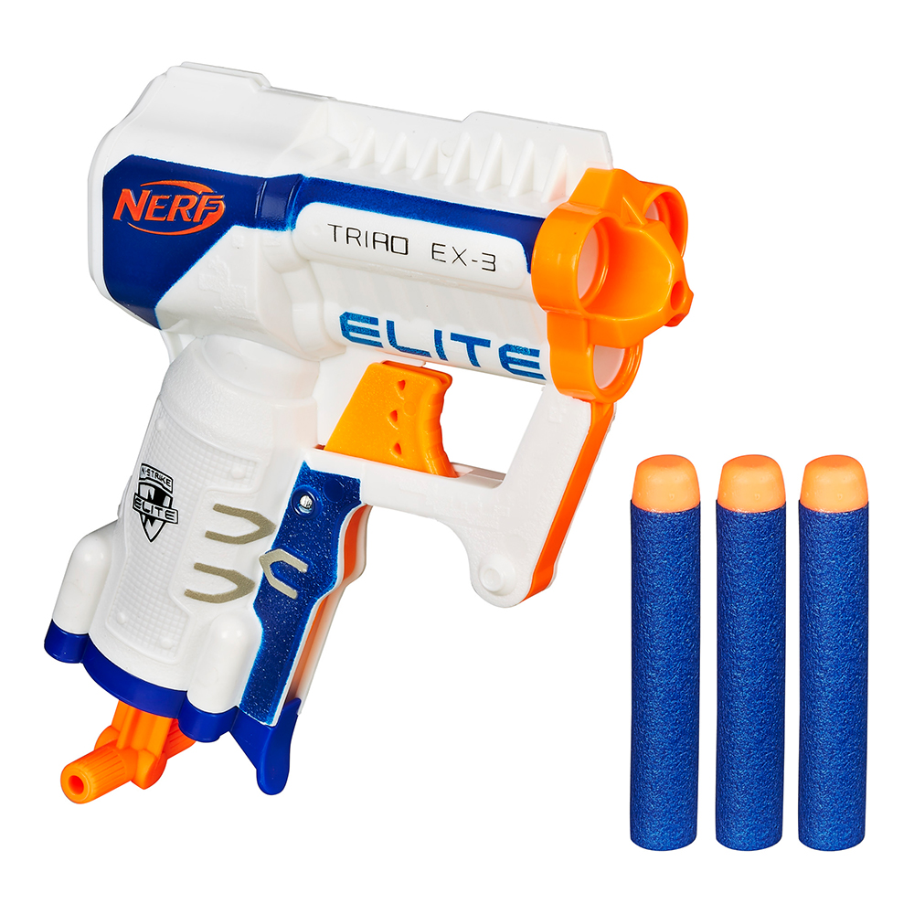 Nerf N'Strike Elite Triad EX3