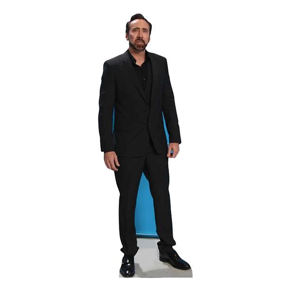 Nicolas Cage Kartongfigur