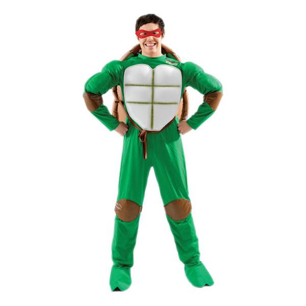 Ninja Turtles Maskeraddräkt - Standard