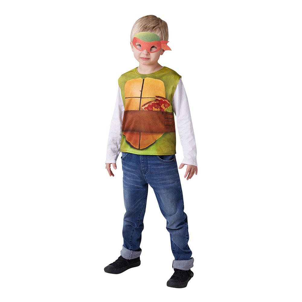 Ninja - Ninja Turtles Michelangelo Tillbehörskit - One size