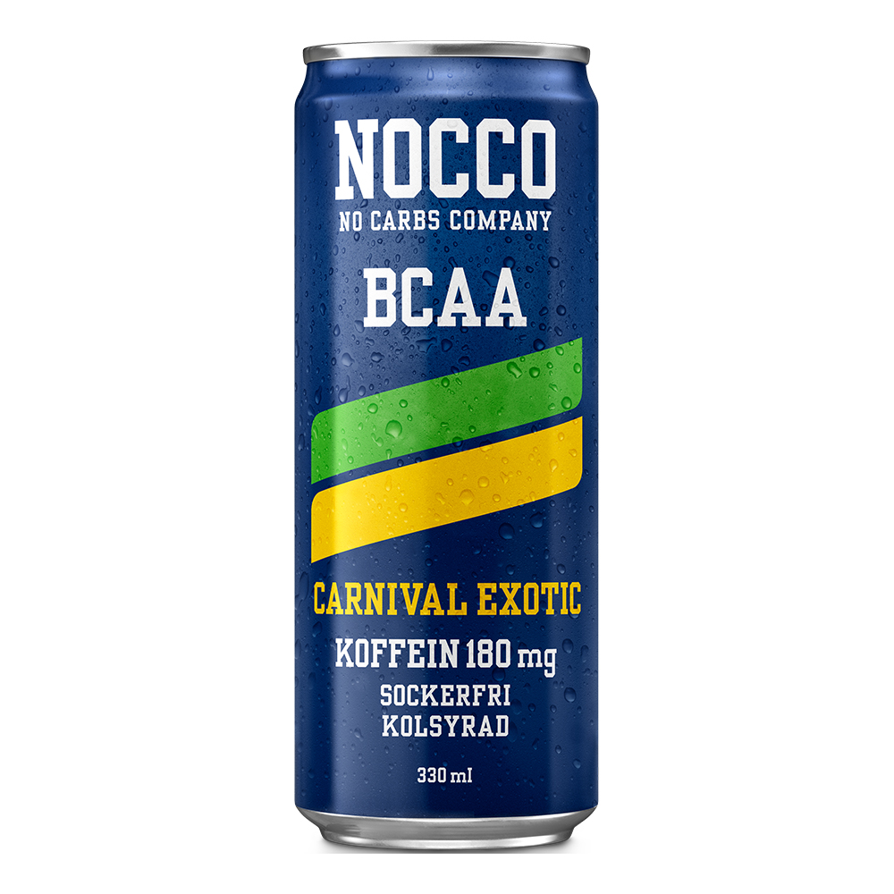 Nocco Carnival Exotic - 1-pack