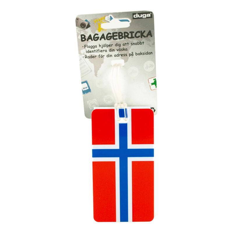 Bagagebricka Norge