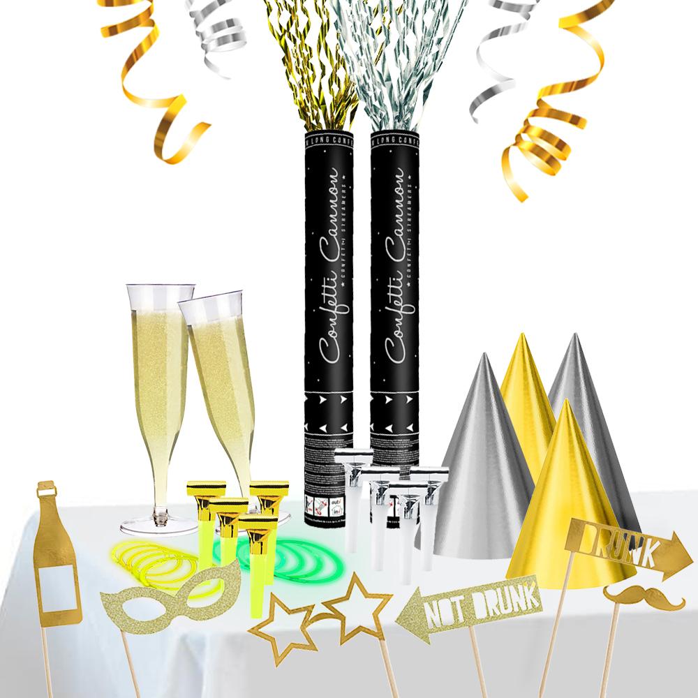Nyår Partykit - 10 personer