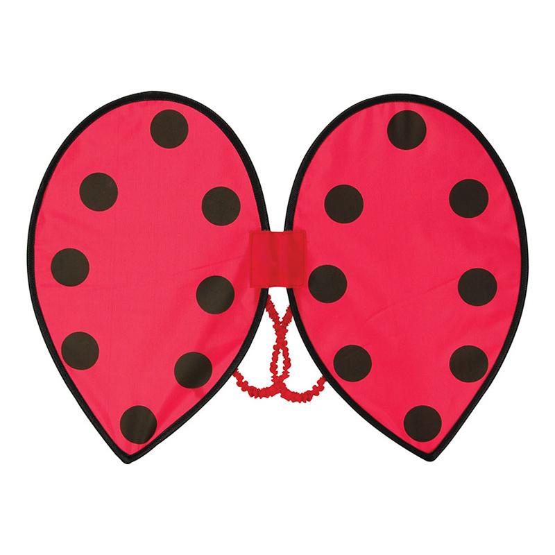 Nyckelpigevingar för Barn - One size