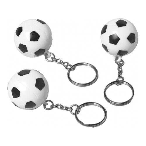 Nyckelringar Fotboll - 12-pack