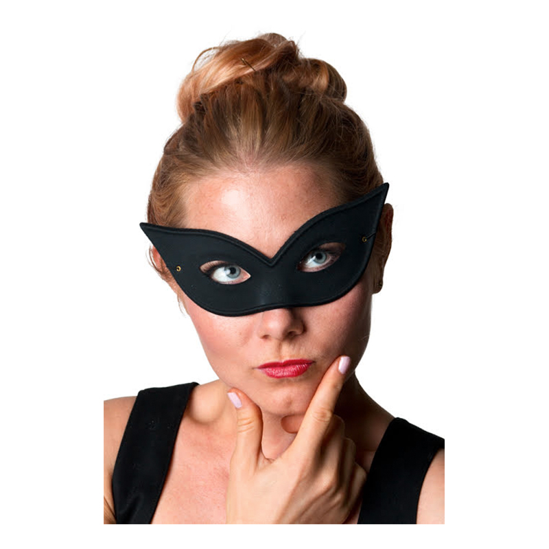 Ögonmask Bella Svart - One size
