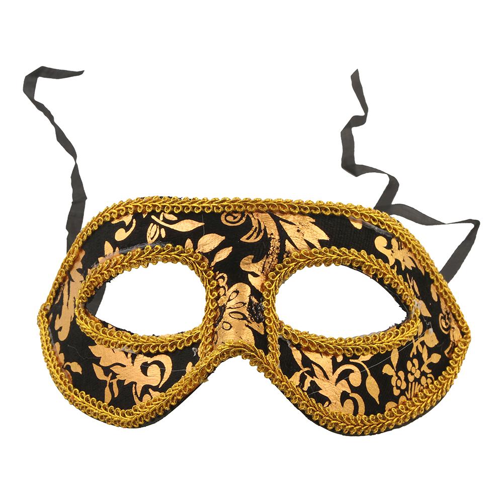 Ögonmask Guldmönster - One size