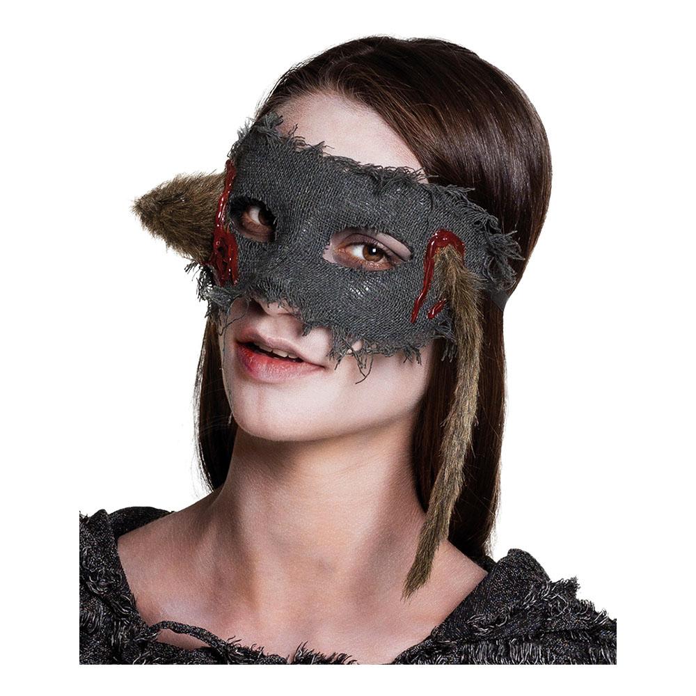 Ögonmask med Råtta - One size