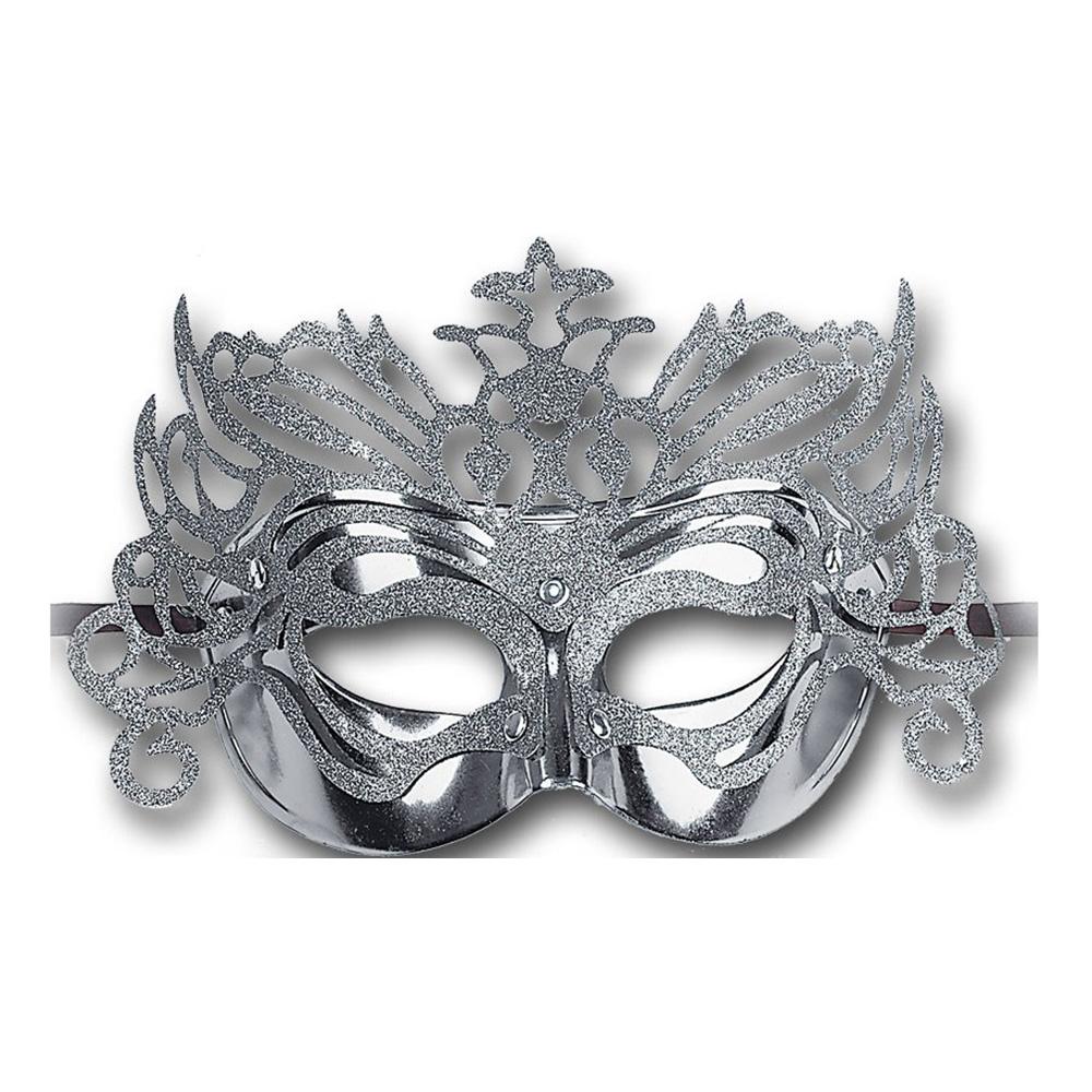 Ögonmask Silver Metallic - One size