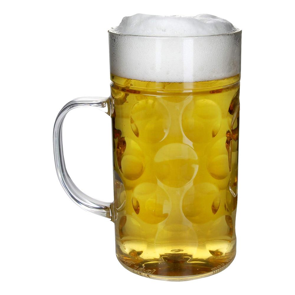 Oktoberfest Ölsejdel i Plast - 1 pint