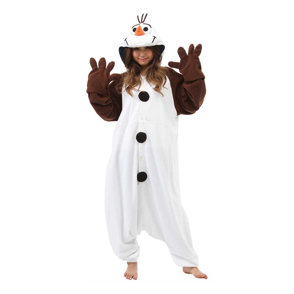 Olaf Kigurumi - Medium