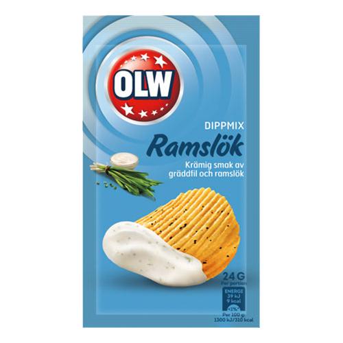 OLW Dipmix Ramslök
