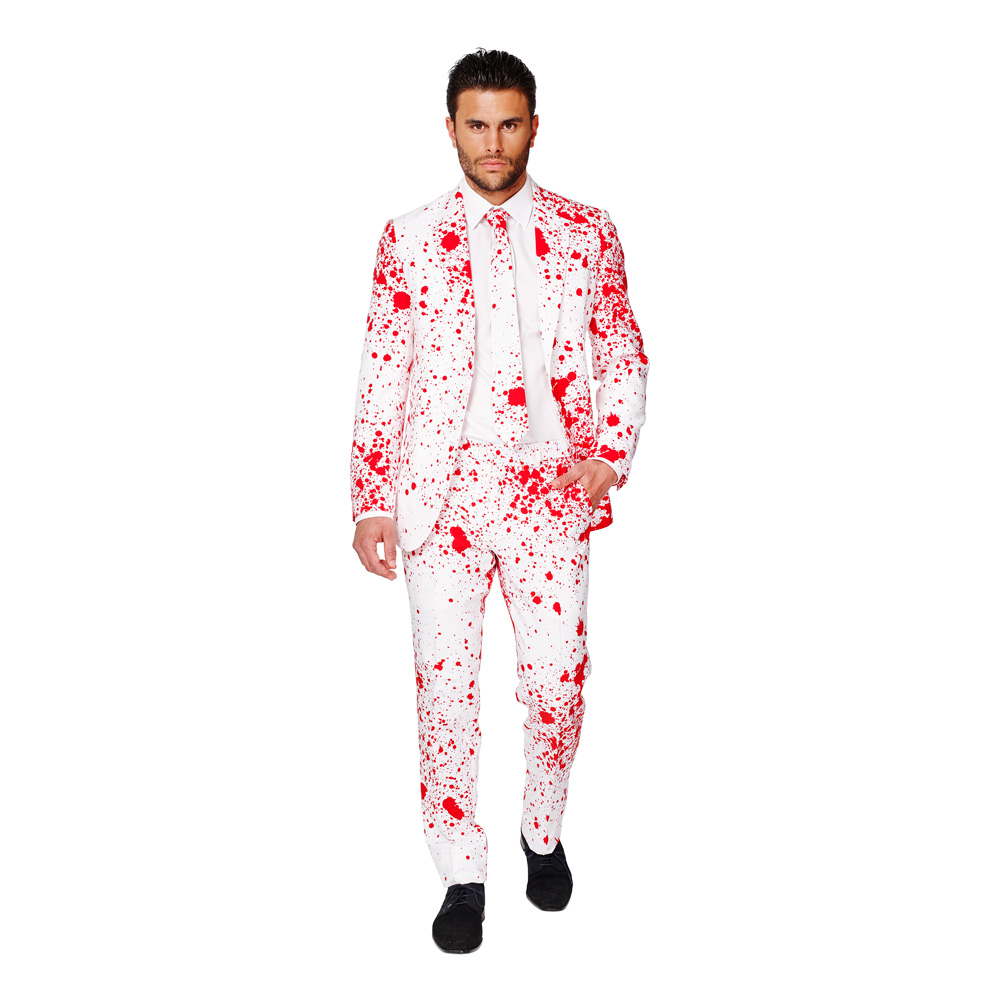 OppoSuits Bloody Harry Kostym - 50