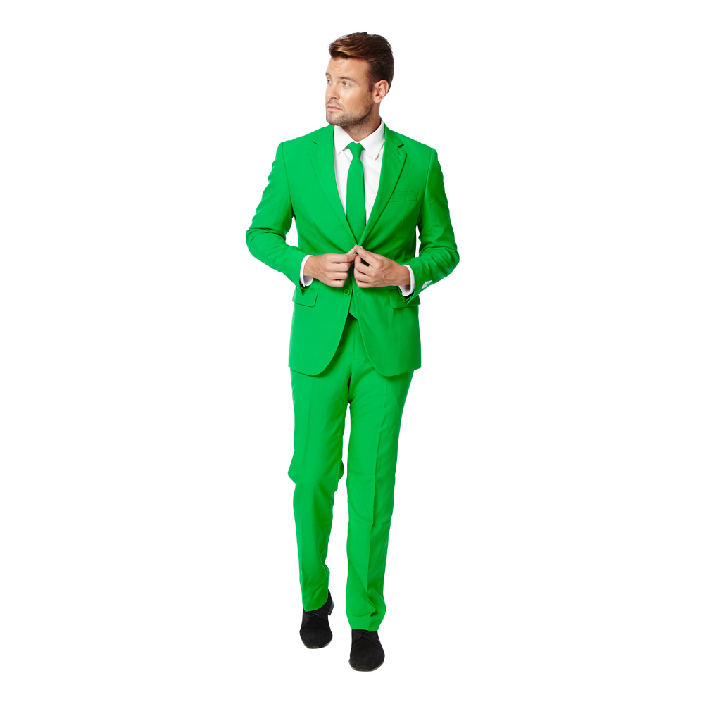 OppoSuits Evergreen Kostym - 46