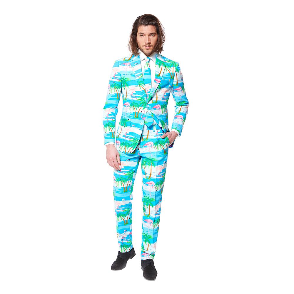 OppoSuits Flaminguy Kostym - 58