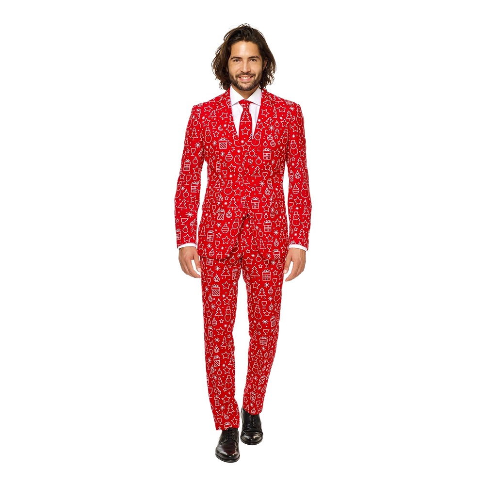 OppoSuits Iconicool Kostym - 46