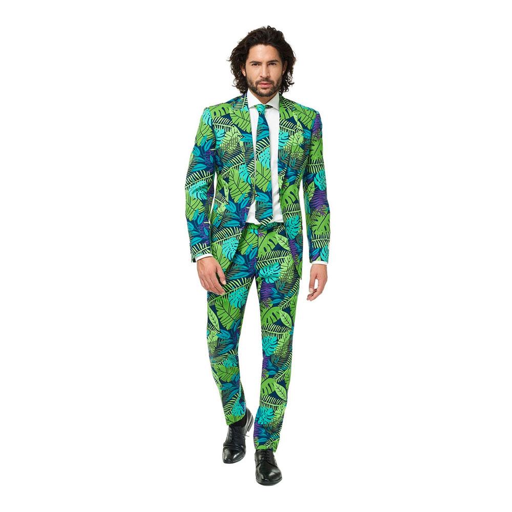 OppoSuits Juicy Jungle Kostym - 46