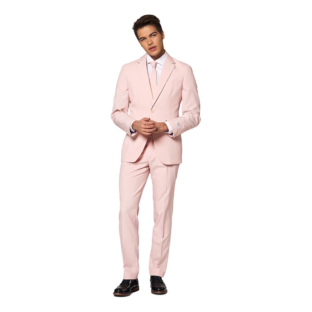 OppoSuits Lush Blush Kostym - 46