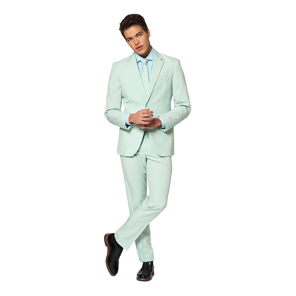 OppoSuits Magic Mint Kostym - 46
