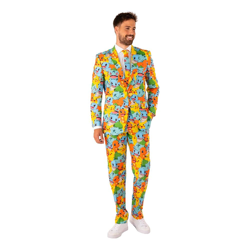 OppoSuits Pokémon Kostym - 46
