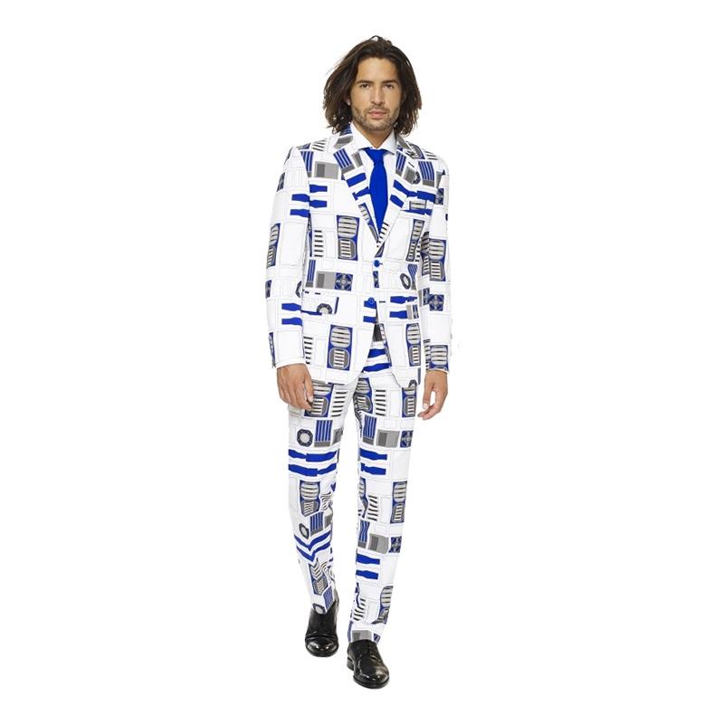 OppoSuits R2-D2 Kostym - 46