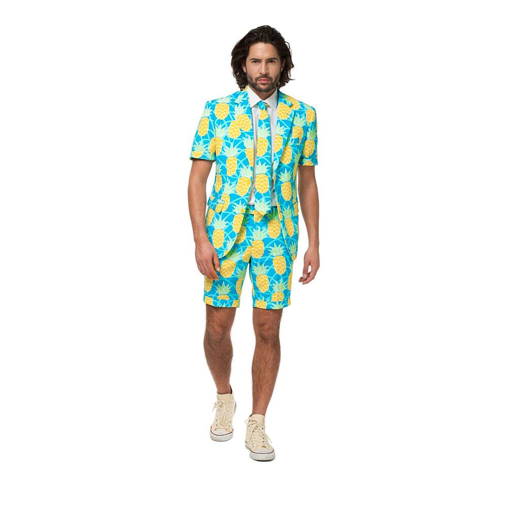 OppoSuits Shineapple Shorts Kostym - 62