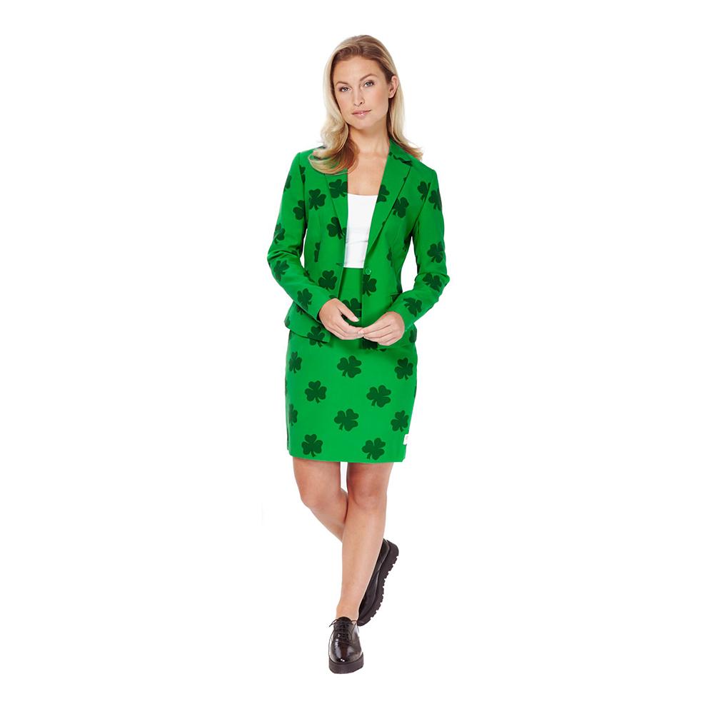 OppoSuits St. Patrick?s Dam Kostym - 34