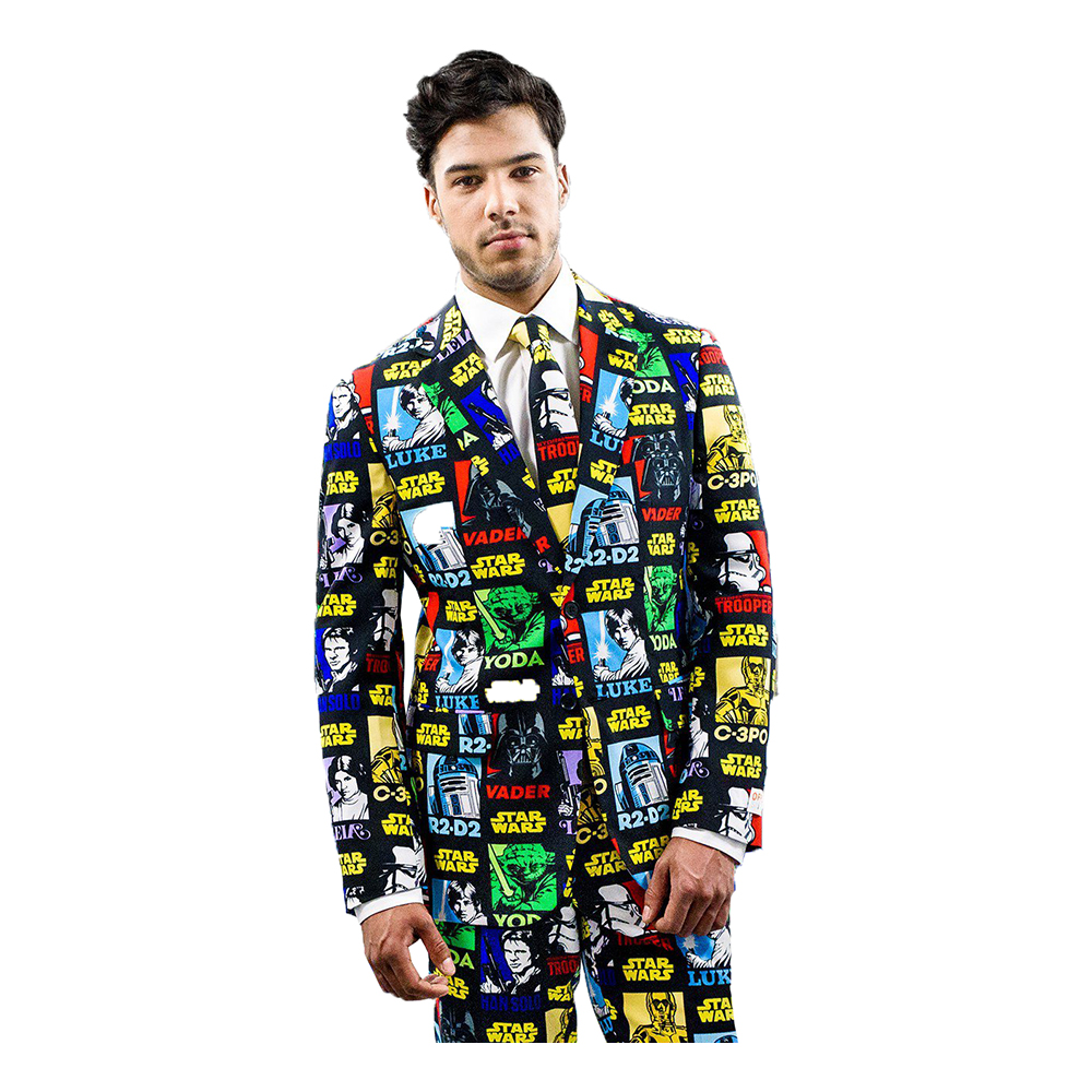 OppoSuits Strong Force Kostym - 46